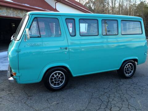 1967 Ford Falcon Econoline for sale at Auto Sports in Hickory NC