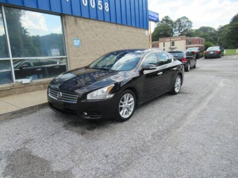 2011 Nissan Maxima for sale at Southern Auto Solutions - 1st Choice Autos in Marietta GA