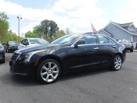 2013 Cadillac ATS for sale at Rob Co Automotive LLC in Springfield TN