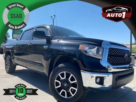 2018 Toyota Tundra for sale at Street Smart Auto Brokers in Colorado Springs CO