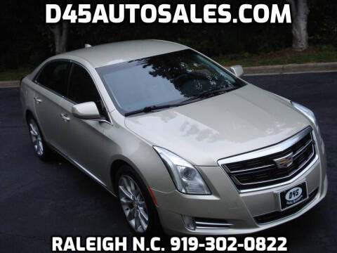 2016 Cadillac XTS for sale at D45 Auto Brokers in Raleigh NC