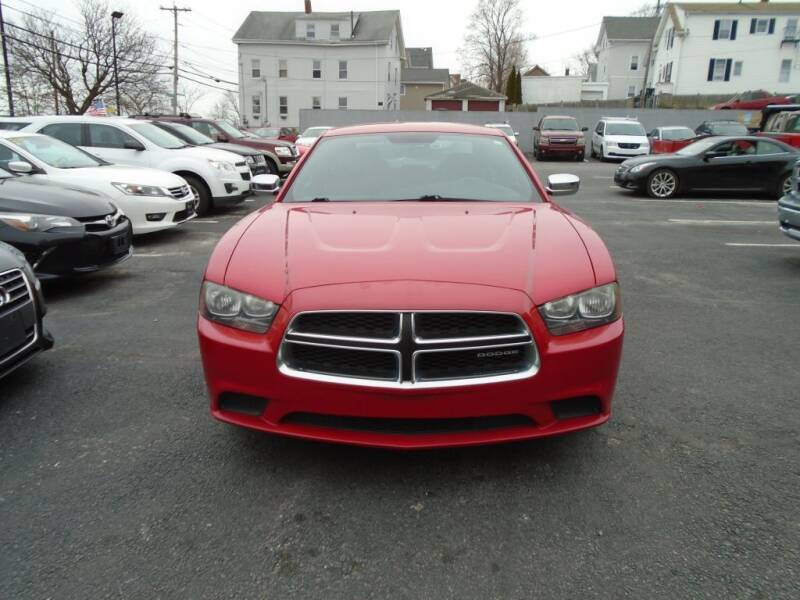 2012 Dodge Charger for sale at Gemini Auto Sales in Providence RI