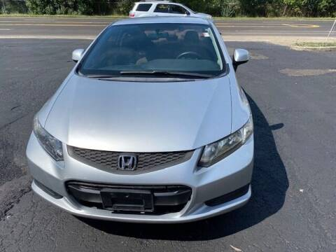 2013 Honda Civic for sale at NORTH CHICAGO MOTORS INC in North Chicago IL