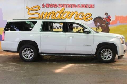 2018 GMC Yukon XL for sale at Sundance Chevrolet in Grand Ledge MI
