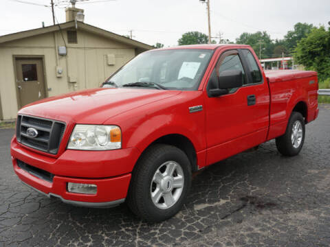 2005 Ford F-150 for sale at Tom Roush Budget Westfield in Westfield IN