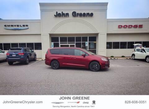 2021 Chrysler Pacifica Hybrid for sale at John Greene Chrysler Dodge Jeep Ram in Morganton NC
