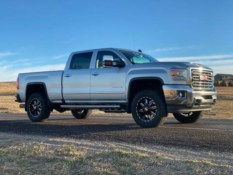 2017 GMC Sierra 2500HD for sale at BISMAN AUTOWORX INC in Bismarck ND