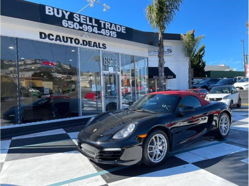 2014 Porsche Boxster for sale at AutoDeals in Daly City CA