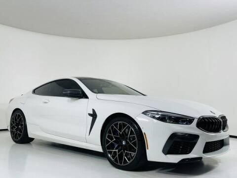 2020 BMW M8 for sale at Luxury Auto Collection in Scottsdale AZ