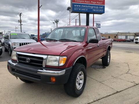 1999 Toyota Tacoma for sale at Nationwide Auto Group in Melrose Park IL