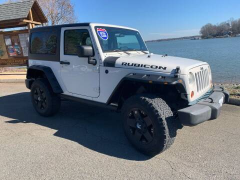 2010 Jeep Wrangler for sale at Affordable Autos at the Lake in Denver NC