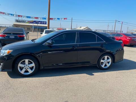 2014 Toyota Camry for sale at First Choice Auto Sales in Bakersfield CA