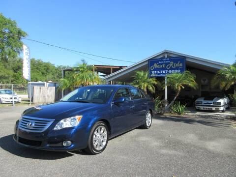 2008 Toyota Avalon for sale at NEXT RIDE AUTO SALES INC in Tampa FL