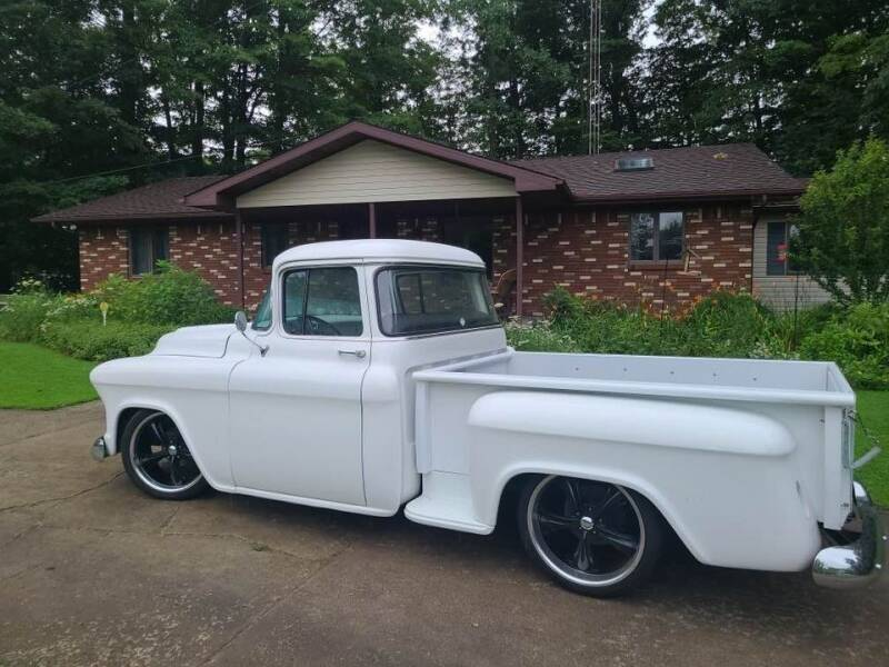 1957 Chevrolet 3100 for sale at Mr. Old Car in Dallas TX
