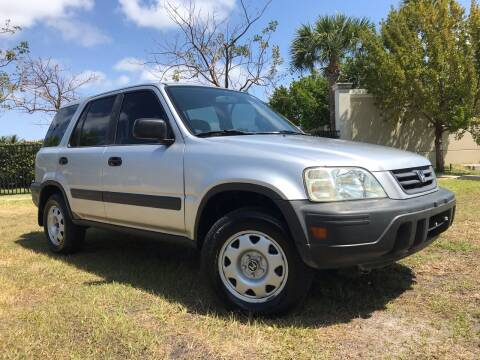 1999 Honda CR-V for sale at Kaler Auto Sales in Wilton Manors FL