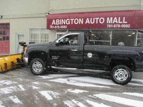 2014 GMC Sierra 2500HD for sale at Abington Auto Mall LLC in Abington MA