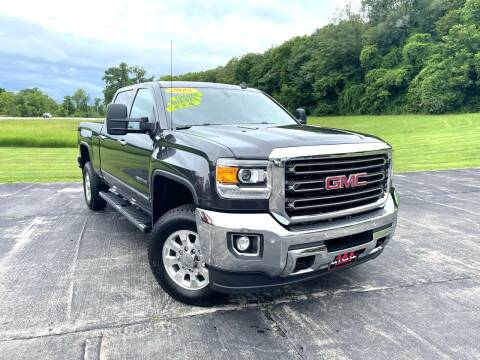 2015 GMC Sierra 2500HD for sale at A & S Auto and Truck Sales in Platte City MO