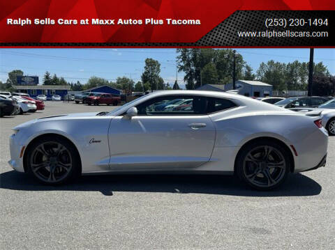 2017 Chevrolet Camaro for sale at Ralph Sells Cars at Maxx Autos Plus Tacoma in Tacoma WA