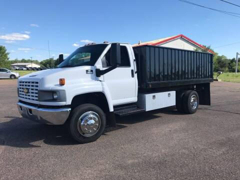 2007 Chevrolet C5500 for sale at BLAESER AUTO LLC in Chippewa Falls WI