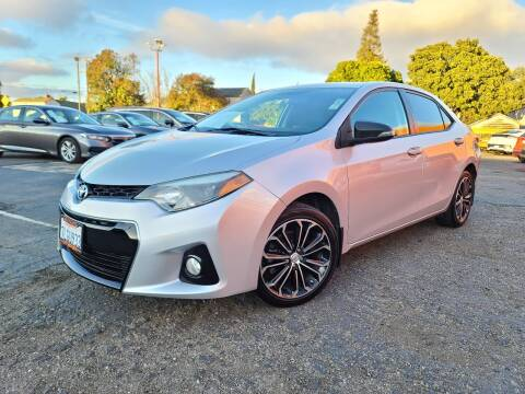 2015 Toyota Corolla for sale at City Motors in Hayward CA