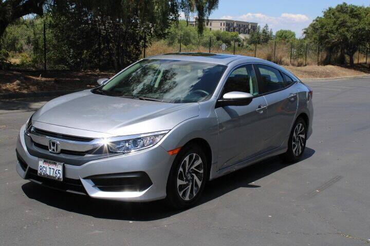 2018 Honda Civic for sale in Campbell, CA