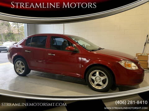 2007 Chevrolet Cobalt for sale at Streamline Motors in Billings MT