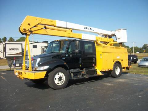 2008 International Bucket Truck for sale at Classics Truck and Equipment Sales in Cadiz KY
