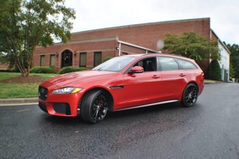2018 Jaguar XF Sportbrake for sale at Euro Prestige Imports llc. in Indian Trail NC