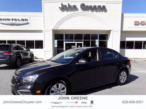 2016 Chevrolet Cruze Limited for sale at John Greene Chrysler Dodge Jeep Ram in Morganton NC