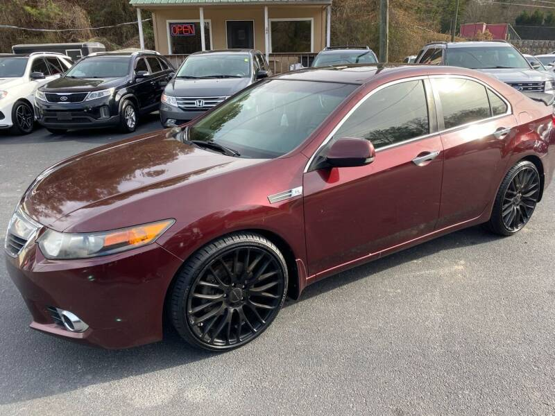 2012 Acura TSX for sale at Luxury Auto Innovations in Flowery Branch GA
