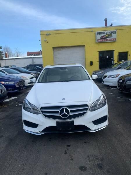 2014 Mercedes-Benz E-Class for sale at Hartford Auto Center in Hartford CT