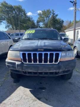 2000 Jeep Grand Cherokee for sale at Mastro Motors in Garden City MI