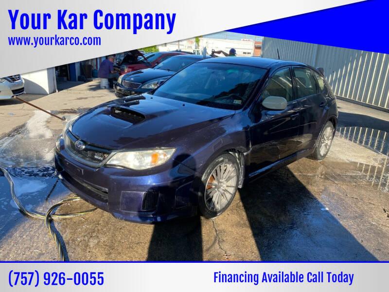 2014 Subaru Impreza for sale at Your Kar Company in Norfolk VA