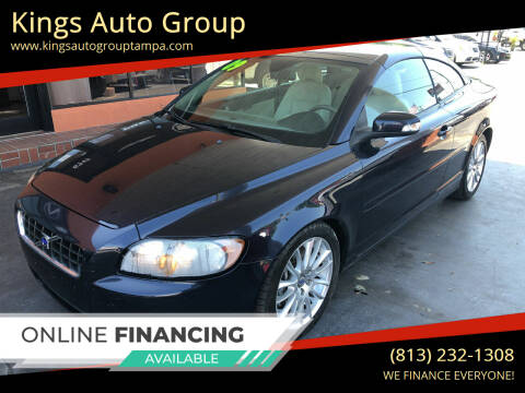2009 Volvo C70 for sale at Kings Auto Group in Tampa FL