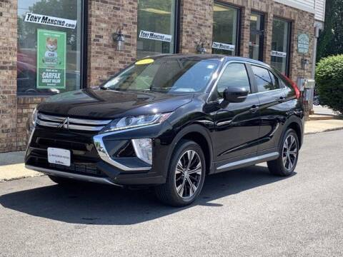 2018 Mitsubishi Eclipse Cross for sale at The King of Credit in Clifton Park NY