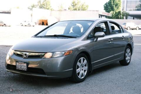 2008 Honda Civic for sale at Sports Plus Motor Group LLC in Sunnyvale CA