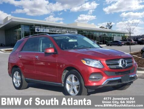 2016 Mercedes-Benz GLE for sale at Carol Benner @ BMW of South Atlanta in Union City GA
