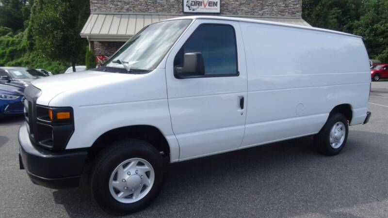 2008 Ford E-Series Cargo for sale at Driven Pre-Owned in Lenoir NC