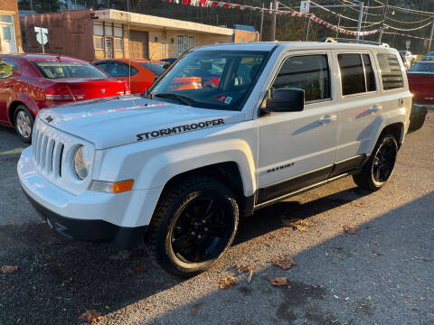 2015 Jeep Patriot for sale at Turner's Inc in Weston WV