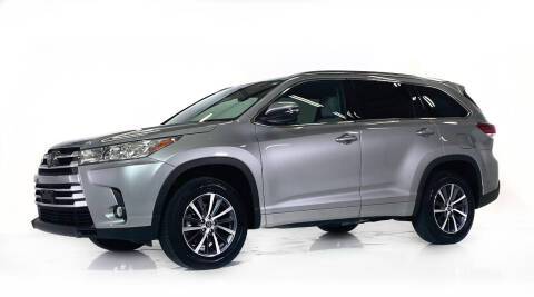 2017 Toyota Highlander for sale at Houston Auto Credit in Houston TX