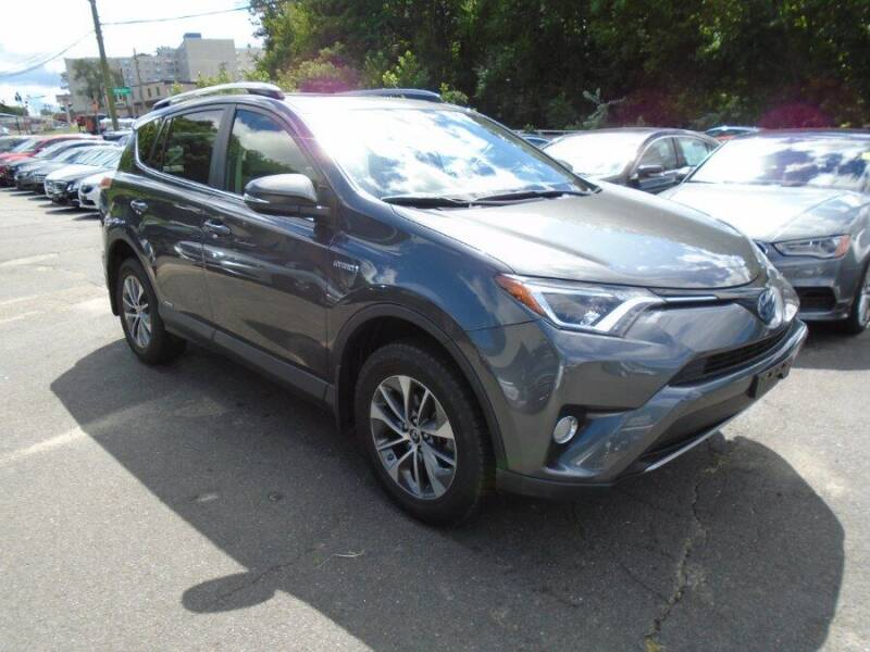 2017 Toyota RAV4 Hybrid for sale in Waterbury, CT