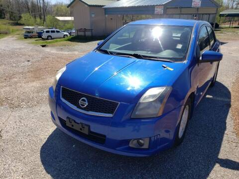 2011 Nissan Sentra for sale at Scarletts Cars in Camden TN