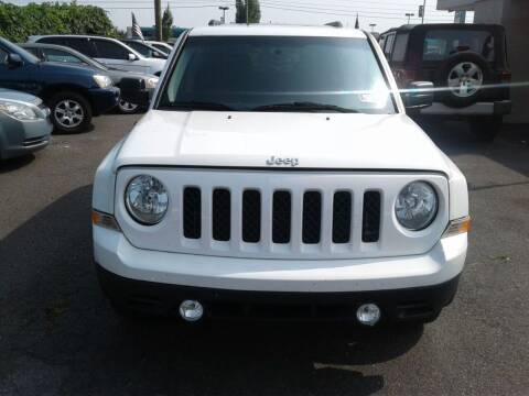 2015 Jeep Patriot for sale at Wilson Investments LLC in Ewing NJ