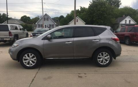 2011 Nissan Murano for sale at Velp Avenue Motors LLC in Green Bay WI