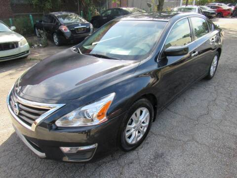 2015 Nissan Altima for sale at King of Auto in Stone Mountain GA