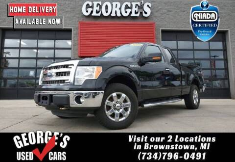 2014 Ford F-150 for sale at George's Used Cars - Pennsylvania & Allen in Brownstown MI