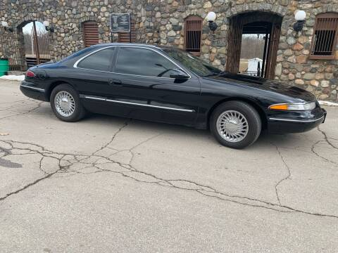 1995 Lincoln Mark VIII for sale at Clarks Auto Sales in Connersville IN