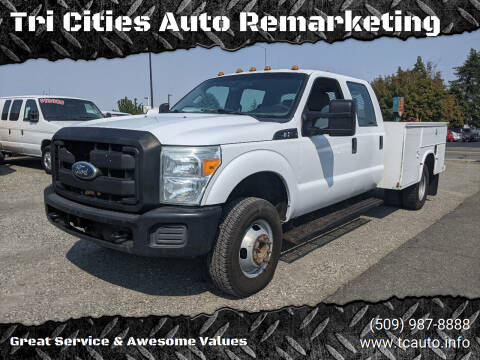 2011 Ford F-350 Super Duty for sale at Tri Cities Auto Remarketing in Kennewick WA