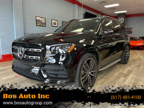 2021 Mercedes-Benz GLS for sale at Bos Auto Inc in Quincy MA