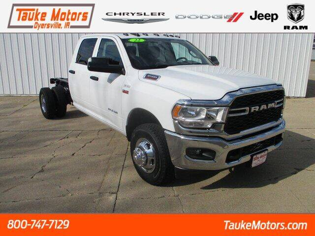 2022 RAM Ram Chassis 3500 for sale in Dyersville, IA